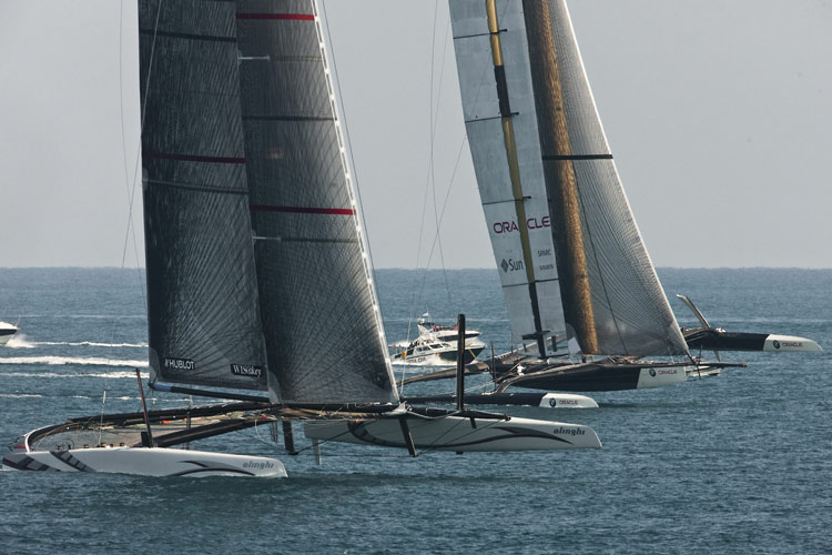 America S Cup 2010 Main Page Race Results And News